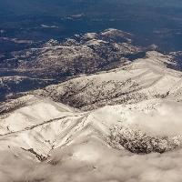 Skifahren in Sardinien: Bruncu Spina