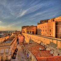 Burgviertel in Cagliari