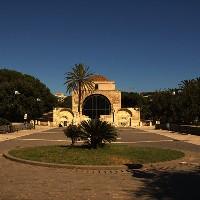 Stadtviertel Villanova in Cagliari