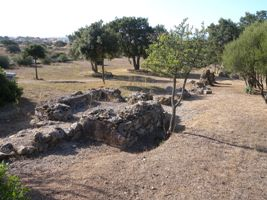 Römische Aquädukt-olbia