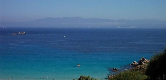 von Sardinien nach Korsika