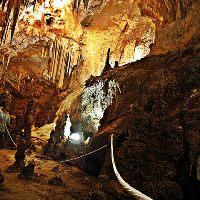 Sardinien Höhlen Besuch