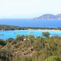 Strand-Rondinara-Korsika
