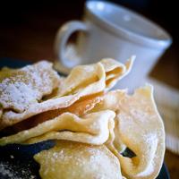 Carnival sweets Sardinia