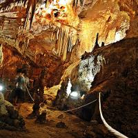 Sardinia caves