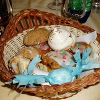 Sardinian Christmas sweets