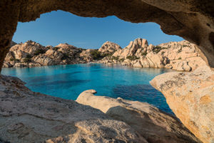 how to get to cala Coticcio