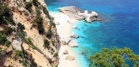 cala Mariolu beach