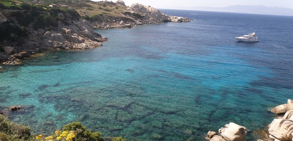 cala Spinosa beach
