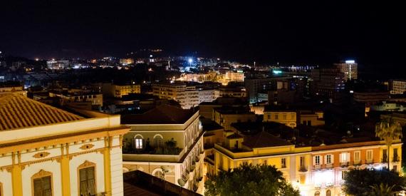 Colored nights Cagliari 2015
