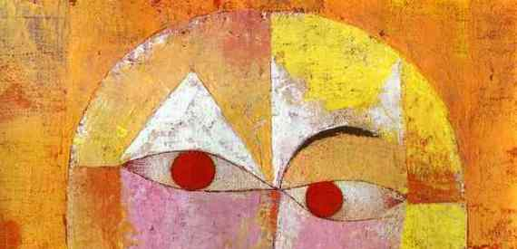 Paul Klee exhibition 2015 in Italy