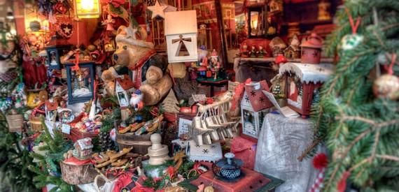 Christmas fair Italy 2015: Cagliari