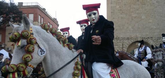 Sardinian Carnival: Sa Sartiglia 2016