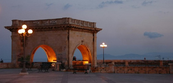 romantic places Sardinia