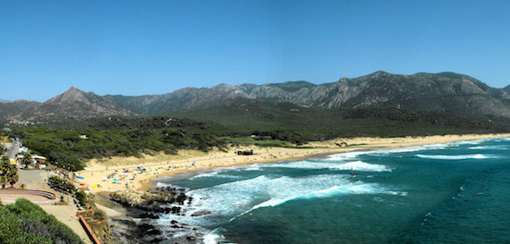 Summer 2016 in Sardinia