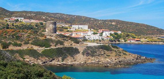 sea of Sardinia: Asinara