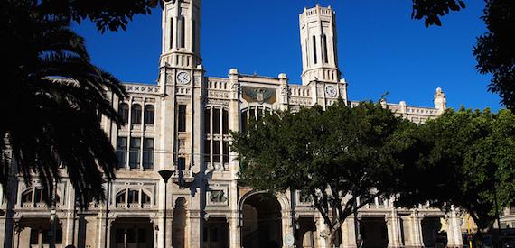 Cagliari monuments 2016