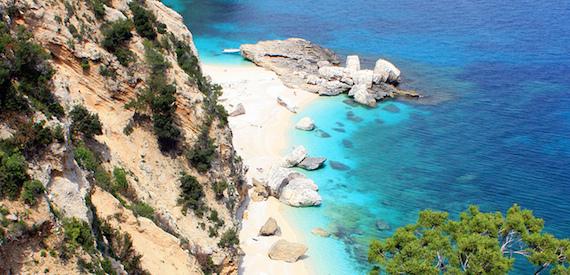 Sardinia Blue flag beaches