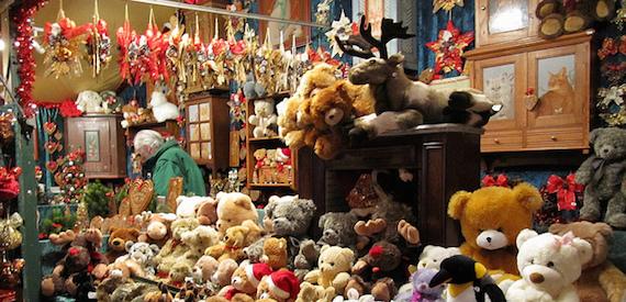 Cagliari Christmas market 2016