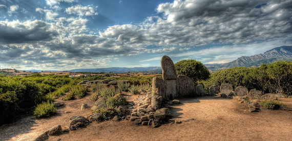 special places in Sardinia