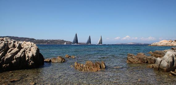 La Maddalena archipelago's islands