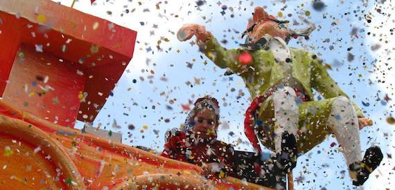 Carnival 2017 in Sardinia: Tempio Pausania