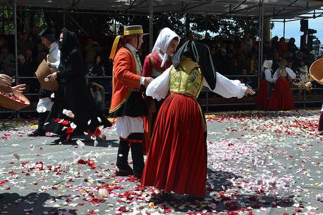 May Day feasts 2015 Sardinia