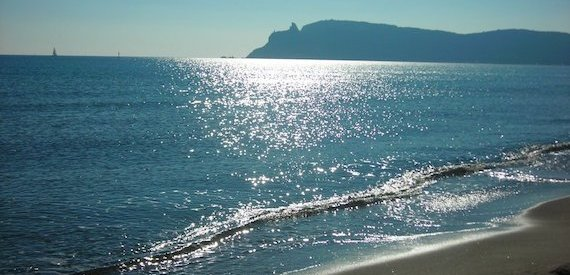 beaches with facilities in Sardinia