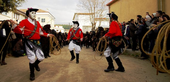 Sardinia traditional events