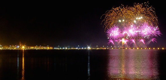New Year's Eve 2017 in Alghero
