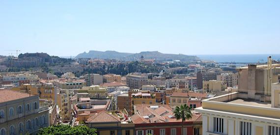 Cagliari in one day