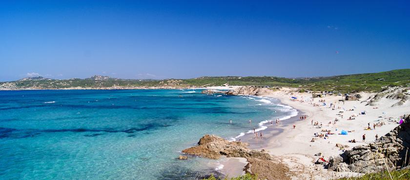 Blue Flag 2017 beaches in Sardinia