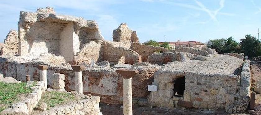 Porto Torres Roman baths