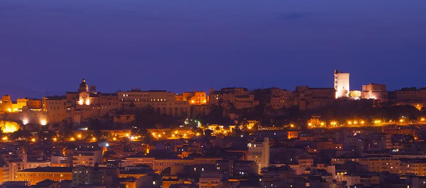 Notti colorate di Cagliari 2017