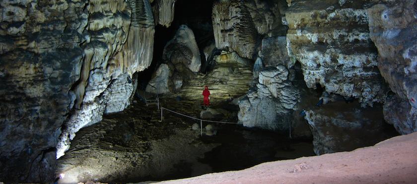 Ogliastra caves