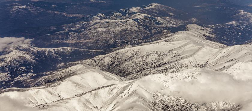where to ski in Sardinia