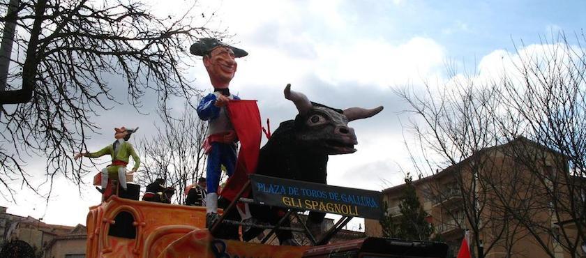Carnival 2018 in Sardinia: Tempio Pausania