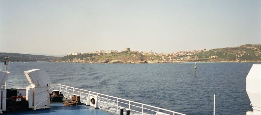 Ferries Sardinia children
