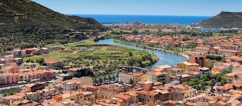 Sardinia most beautiful villages