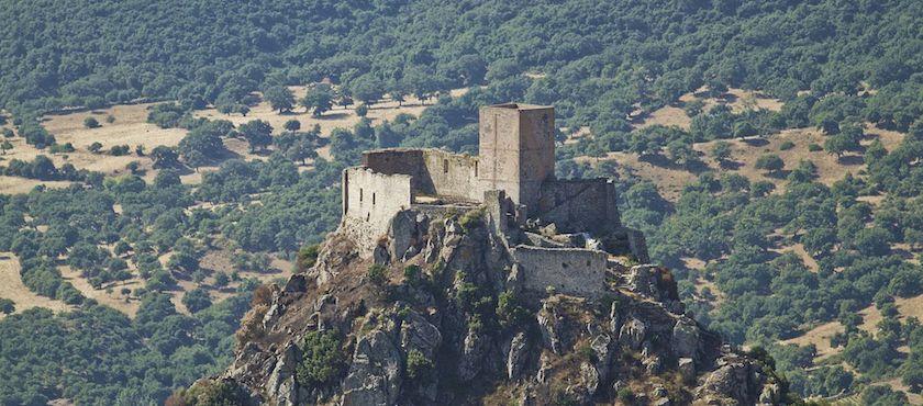 castles to visit in Sardinia