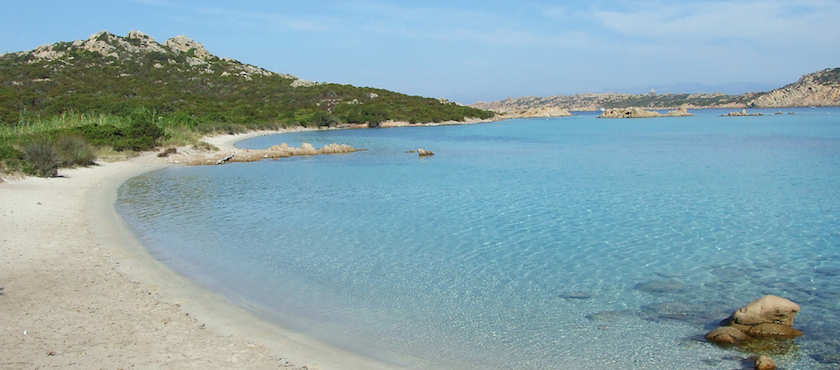 Sardinia special beaches