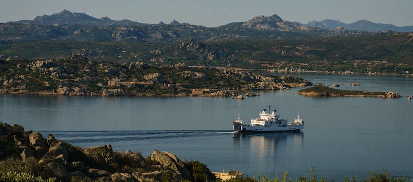 Ferry to Sardinia: how long does it take?