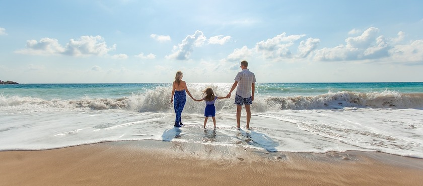 Summer vacation in Sardinia with children