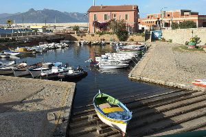 Arbatax porto turistico