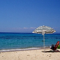 Geremeas spiaggia