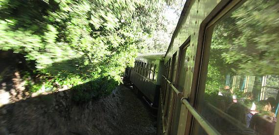 Il Trenino verde di Arbatax