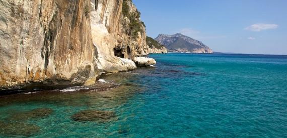 la zona della più bella della Sardegna