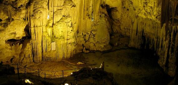 grotta di Nettuno come arrivare