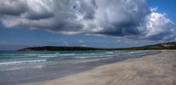 spiaggia di Porto Pino Sardegna
