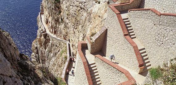 Escala del Cabirol Sardegna